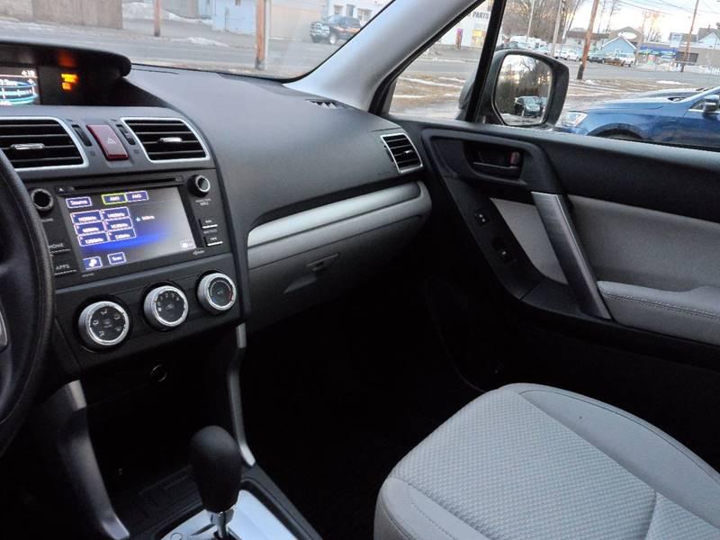 2016 Subaru Forester AWD 2.5i 4dr Wagon CVT - Chicopee MA