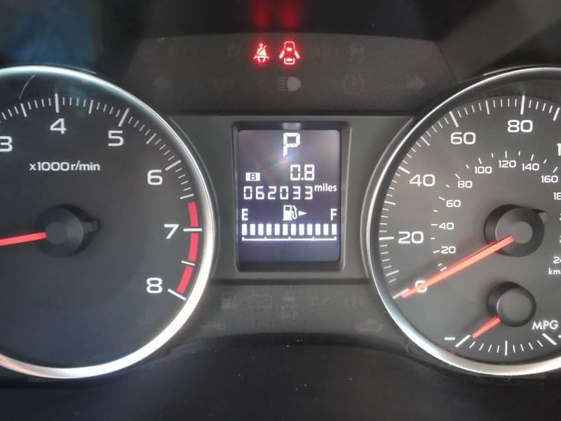 2013 Subaru XV Crosstrek AWD 2.0i Limited 4dr Crossover - Chicopee MA