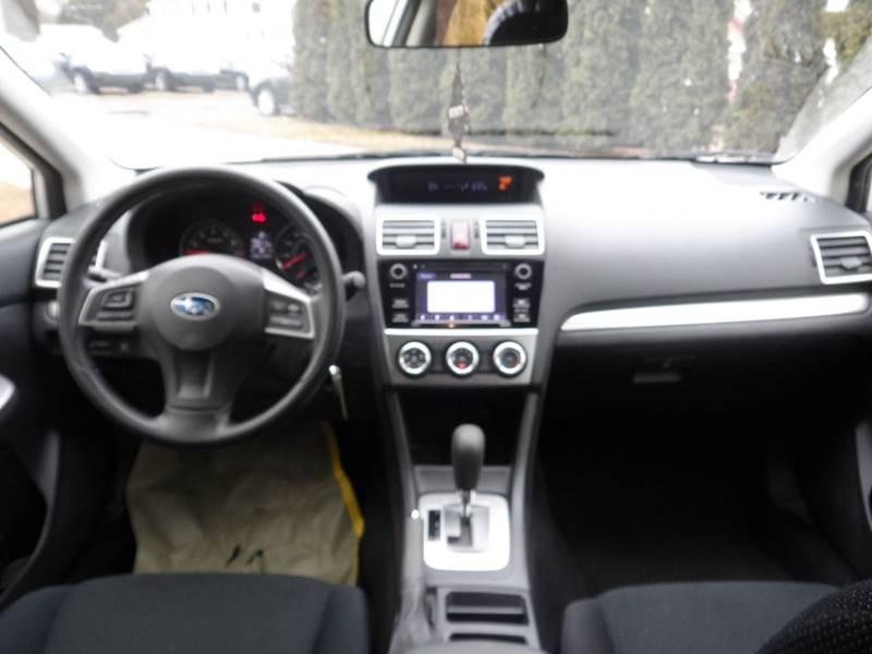 2016 Subaru Impreza AWD 2.0i Premium 4dr Sedan - Chicopee MA