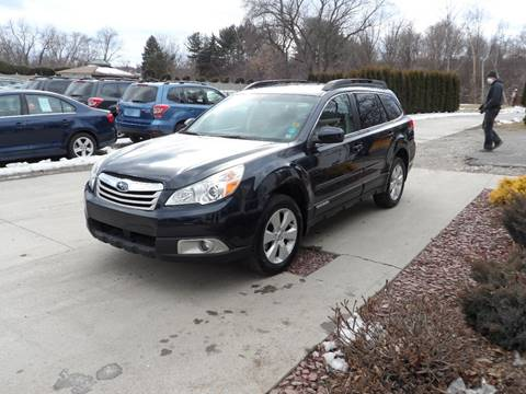 2012 Subaru Outback for sale in Chicopee, MA