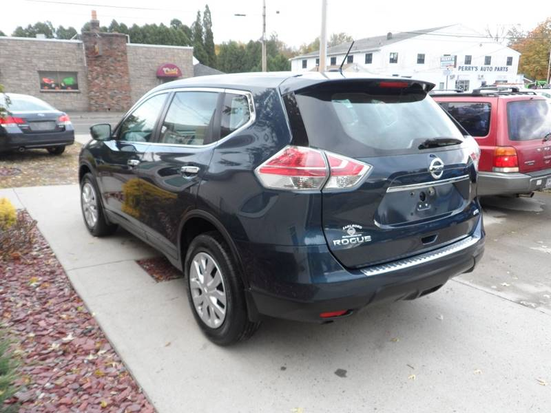 2015 Nissan Rogue AWD S 4dr Crossover - Chicopee MA