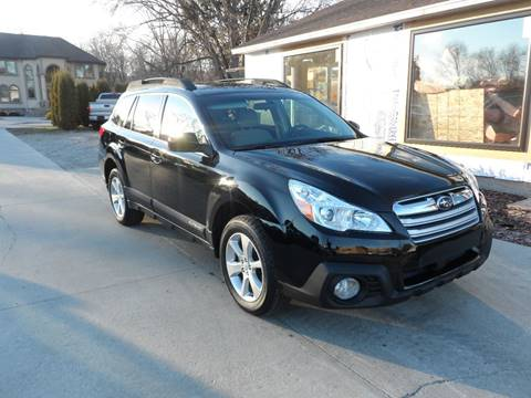 2013 Subaru Outback for sale in Chicopee, MA