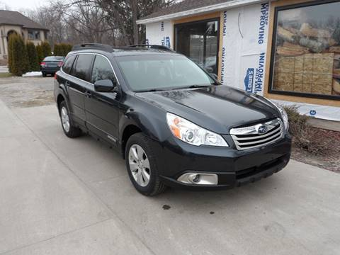 2011 Subaru Outback for sale in Chicopee, MA
