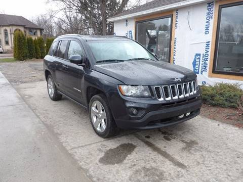 2015 Jeep Compass for sale in Chicopee, MA