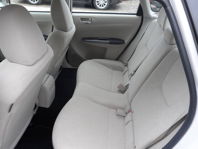 2011 Subaru Impreza AWD 2.5i 4dr Sedan 4A - Chicopee MA