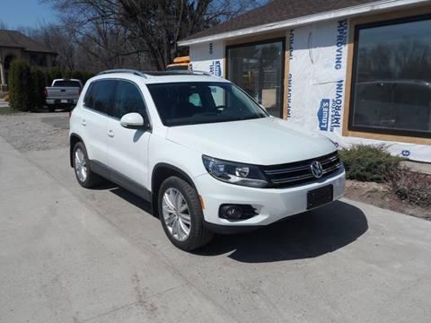 2015 Volkswagen Tiguan for sale in Chicopee, MA
