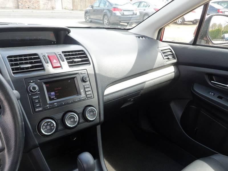 2013 Subaru Impreza AWD 2.0i Limited 4dr Sedan - Chicopee MA
