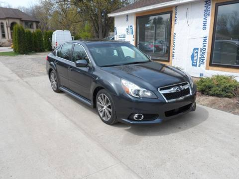 2013 Subaru Legacy for sale in Chicopee, MA