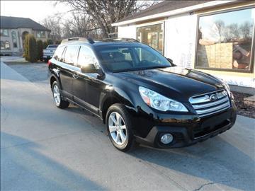 2013 Subaru Outback for sale in Chicopee, MA