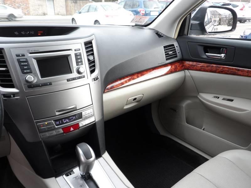 2012 Subaru Outback AWD 2.5i Limited 4dr Wagon CVT - Chicopee MA