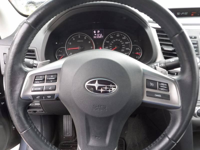 2014 Subaru Legacy AWD 2.5i Premium 4dr Sedan - Chicopee MA