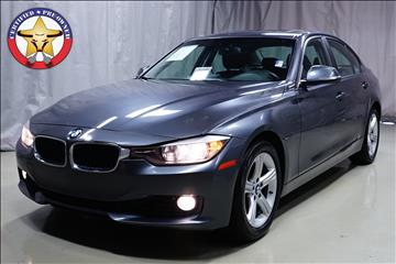 2013 BMW 3 Series for sale in Houston, TX