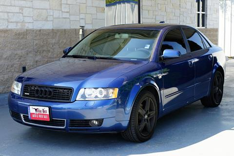 2004 Audi A4 for sale in Houston, TX