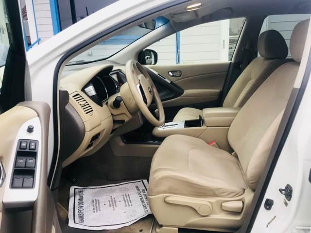2012 Nissan Murano Awd S 4dr Suv In Marietta Ga G Brothers Auto