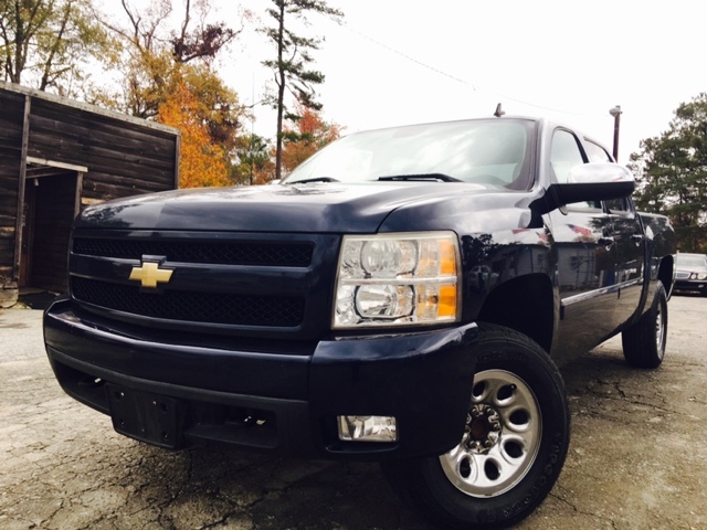 2008 chevrolet silverado 1500 lt1 2wd 4dr crew cab 5 8 ft sb in marietta ga g brothers auto. Black Bedroom Furniture Sets. Home Design Ideas
