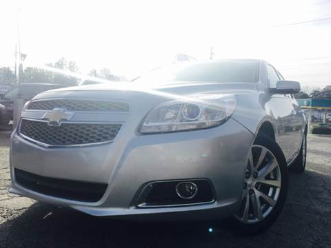 2013 Chevrolet Malibu for sale in Marietta, GA