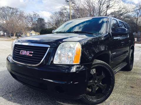 2007 GMC Yukon for sale in Marietta, GA
