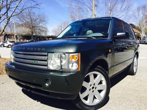2005 Land Rover Range Rover for sale in Marietta, GA
