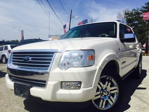 2008 Ford Explorer for sale in Marietta, GA