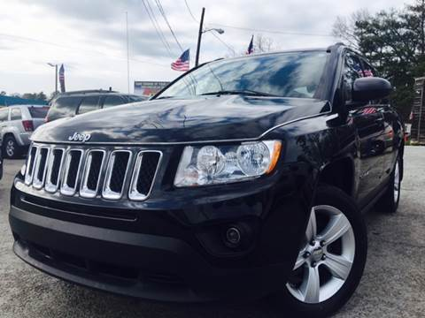 2012 Jeep Compass for sale in Marietta, GA