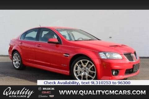 2009 Pontiac G8 for sale in Alton, IL
