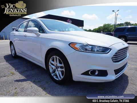 2013 Ford Fusion for sale in Gallatin TN