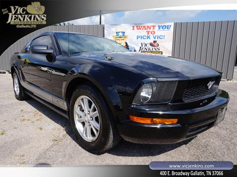 2008 Ford Mustang for sale in Gallatin TN