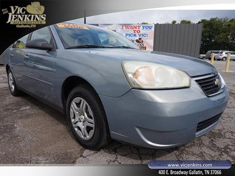 2007 Chevrolet Malibu for sale in Gallatin TN
