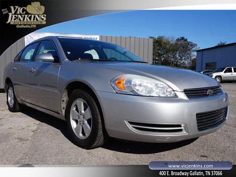2007 Chevrolet Impala for sale in Gallatin TN