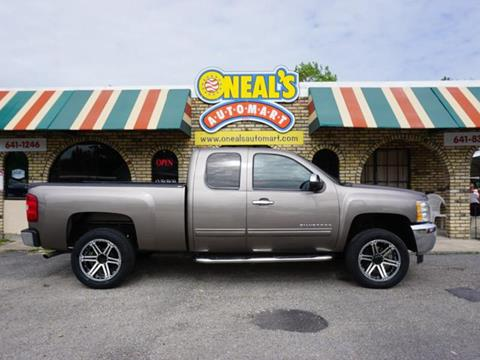 2013 Chevrolet Silverado 1500 for sale in Slidell, LA