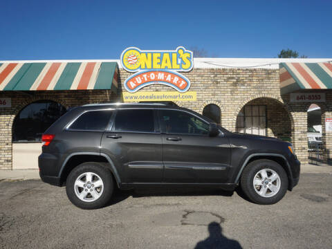 2011 Jeep Grand Cherokee for sale at Oneal's Automart LLC in Slidell LA