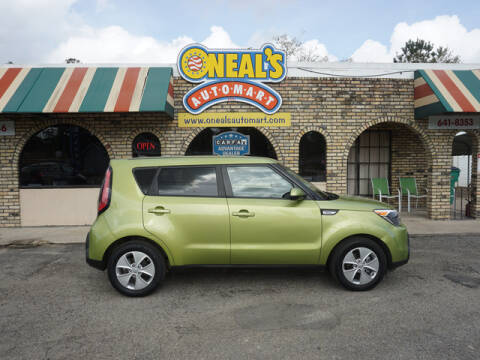 2016 Kia Soul for sale at Oneal's Automart LLC in Slidell LA