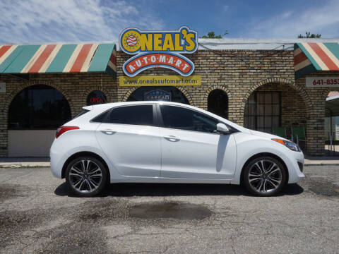 2016 Hyundai Elantra GT for sale at Oneal's Automart LLC in Slidell LA