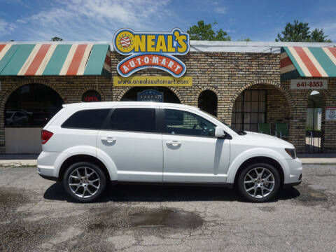 2019 Dodge Journey for sale at Oneal's Automart LLC in Slidell LA