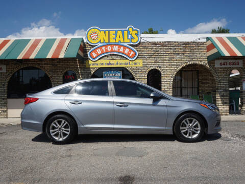 2016 Hyundai Sonata for sale at Oneal's Automart LLC in Slidell LA