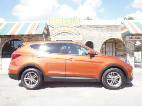 2018 Hyundai Santa Fe Sport for sale at Oneal's Automart LLC in Slidell LA