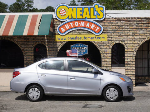 2017 Mitsubishi Mirage G4 for sale at Oneal's Automart LLC in Slidell LA