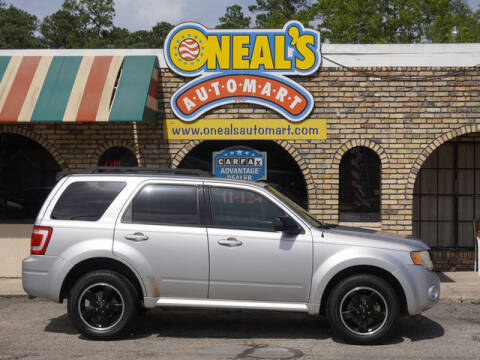 2010 Ford Escape for sale at Oneal's Automart LLC in Slidell LA