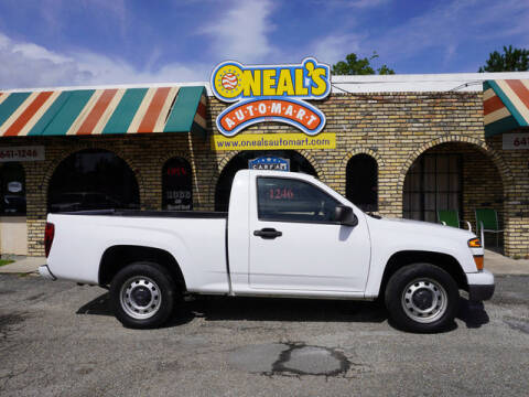 2012 Chevrolet Colorado for sale at Oneal's Automart LLC in Slidell LA