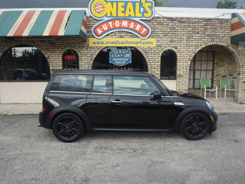 2012 MINI Cooper Clubman for sale at Oneal's Automart LLC in Slidell LA