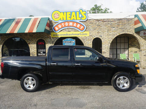 2010 Chevrolet Colorado for sale at Oneal's Automart LLC in Slidell LA