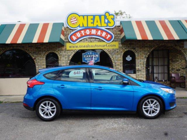 2015 Ford Focus SE 4dr Hatchback - Slidell LA