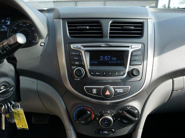 2016 Hyundai Accent SE 4dr Sedan 6A - Slidell LA