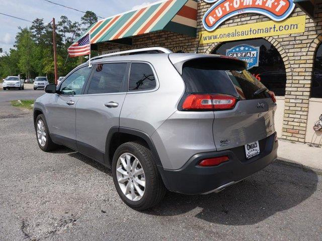 2016 Jeep Cherokee Limited FWD - Slidell LA