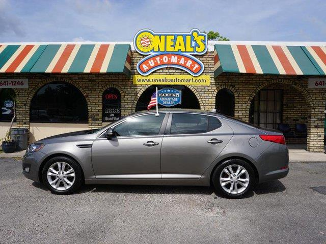 2012 Kia Optima EX 4dr Sedan 6A - Slidell LA