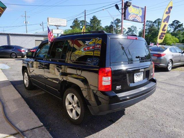 2016 Jeep Patriot Latitude 4dr SUV - Slidell LA