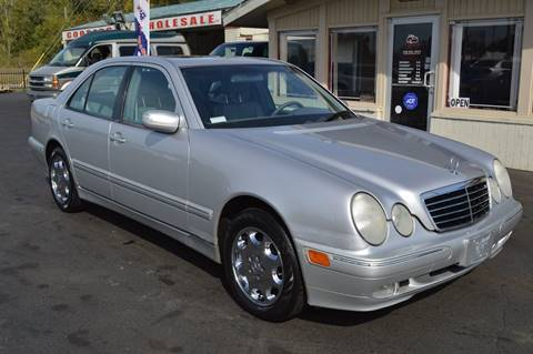 2002 Mercedes-Benz E-Class for sale in Waterford, MI
