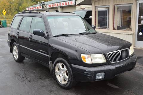 2002 Subaru Forester for sale in Waterford, MI