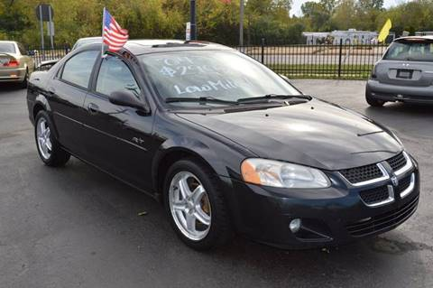 2004 Dodge Stratus for sale in Waterford, MI