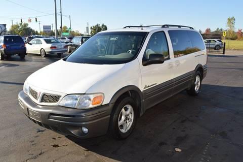 2002 Pontiac Montana for sale in Waterford, MI